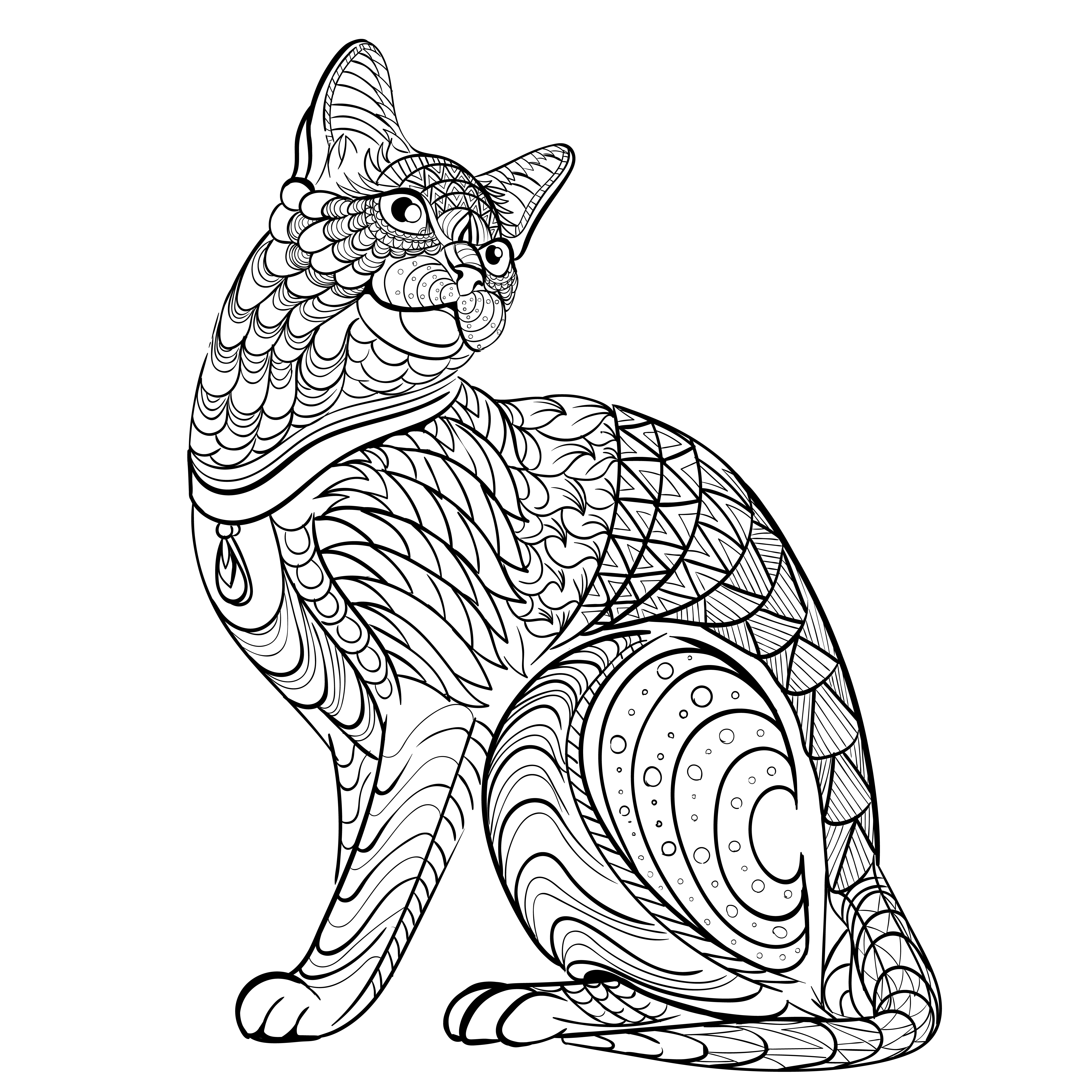 Art therapy colorare le mandala come metodo antistress for Mandala da colorare con animali